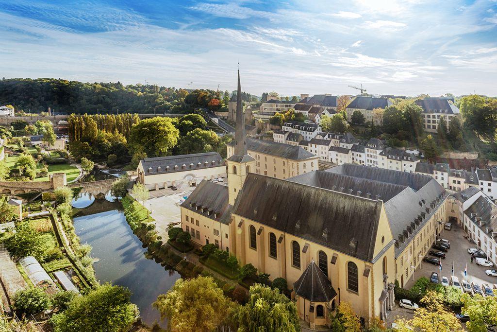 So heißt Deutschland in Luxemburg