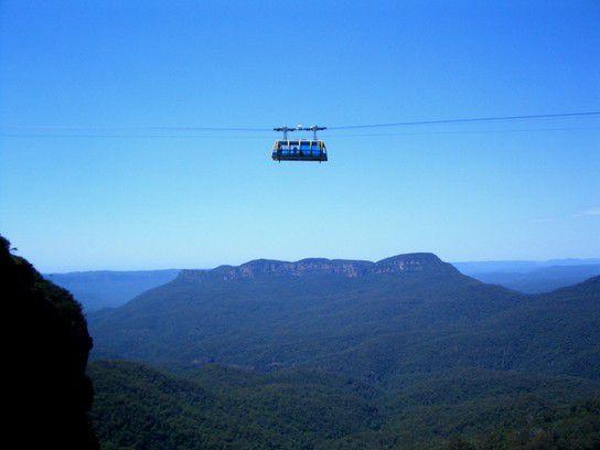 World, Blue Mountain