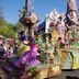 Parade durch den Park