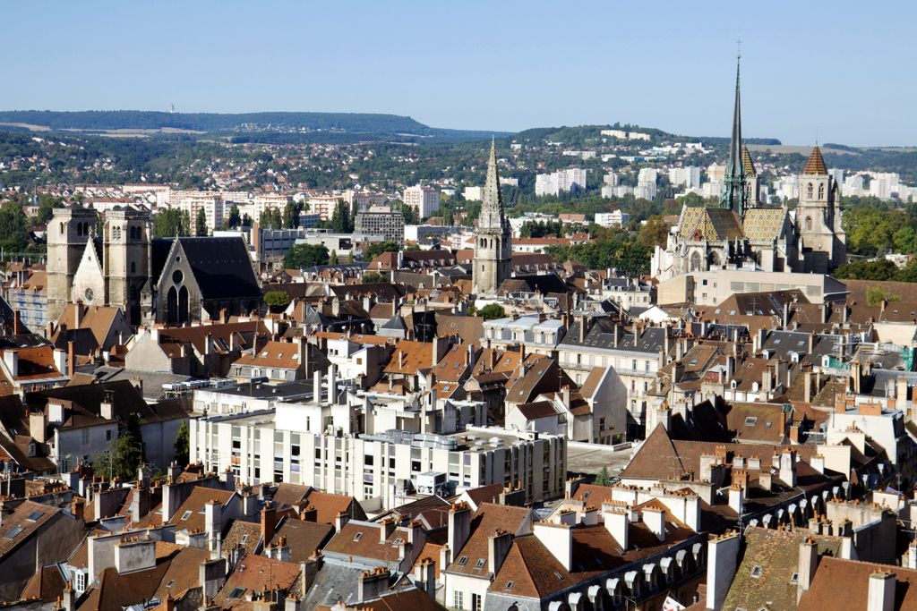 Dijon: Die Stadt der 100 Kirchtürme