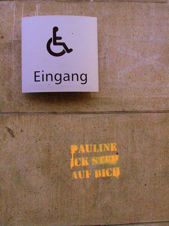 Berliner Hauswand