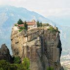 Top-Sehenswürdigkeiten in Griechenland: Metéora