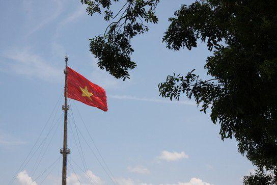 Vietnam, Flagge