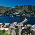 Andtrax hat einen der schönsten Häfen des Mittelmeers
