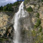 Österreich, Kärnten, Fallbach Wasserfall , 2007.JPG