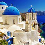 Griechenland: wunderschöne Inseln wie Santorin oder Mykonos