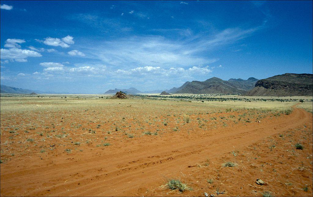 Namibiareise - Inspirierende Weite