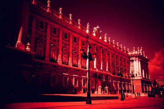 World, Plaza de Oriente