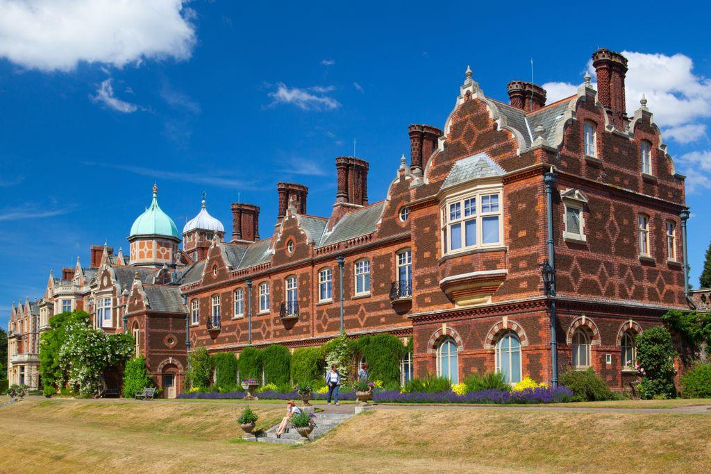 Die Schlösser der Royals: Sandringham House