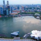 On the top of Singapur