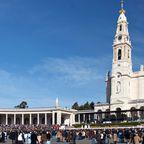 Die Kirche im portugiesischen Wallfahrtsort Fátima gehört zum Weltkulturerbe.