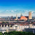September in München ist Oktoberfestzeit.
