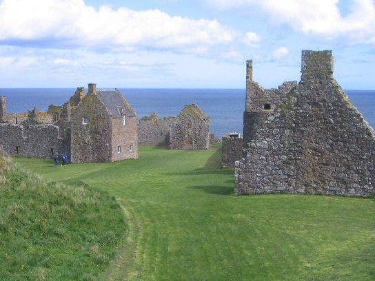 Fernweh nach Schottland