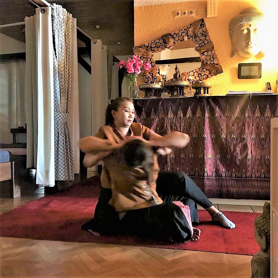 Traditionelle Thaimassage in Freiburg