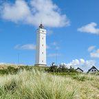 Leuchtturm in Blåvand