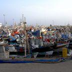 Bootswirrwarr in Tanger