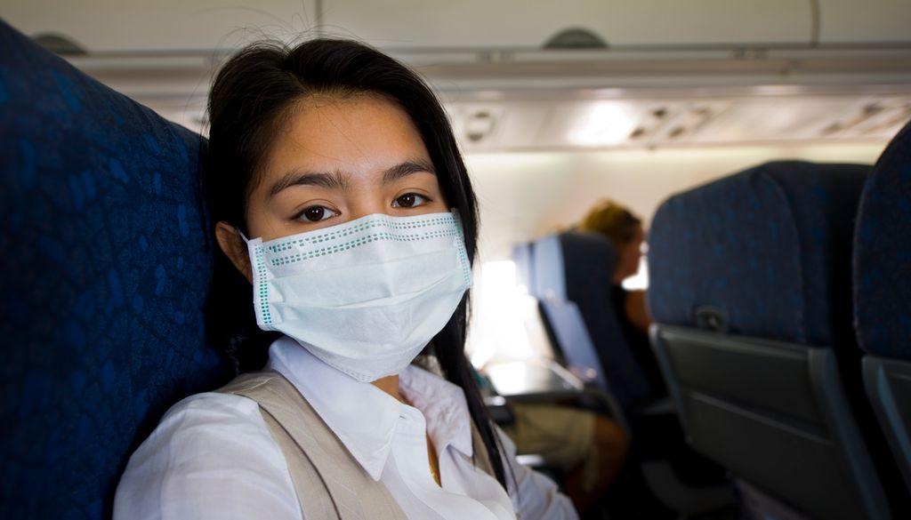 Klimaanlagen an Bord filtern die Luft und töten Keime und Bakterien