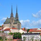 Top-Sehenswürdigkeiten Tschechien & Slowakei: Brünn