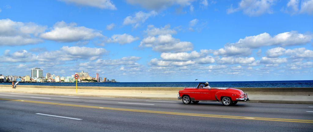 Roadtrip mit dem Oldtimer in Kuba