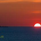 Sonnenuntergang in UTJEHA