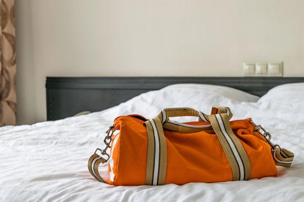 Handgepäck: Reisetasche – die knautschige Leichtigkeit