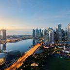 Die 10 meistbesuchten Städte 2017, Platz 5: Singapur