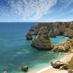 Warme Tage auch im Herbst - die Algarve in Portugal.