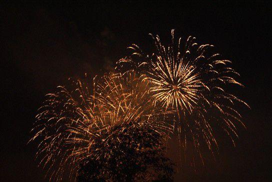 Feuerwerk Impressionen
