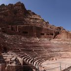 Theater in Petra