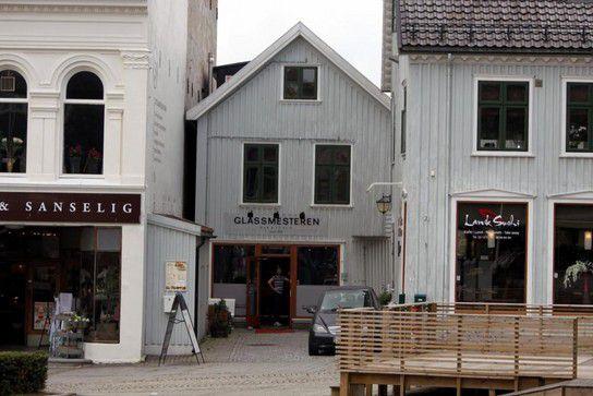 Larvik - Glasmesteren