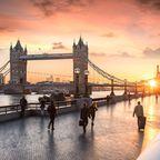 Die 10 meistbesuchten Städte 2017, Platz 2: London