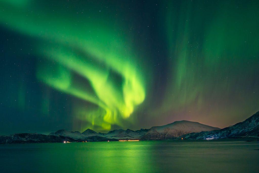 10 tolle Reiseziele zu Weihnachten: Tromsø