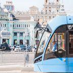 Straßenbahn-Metropolen der Welt: Moskau