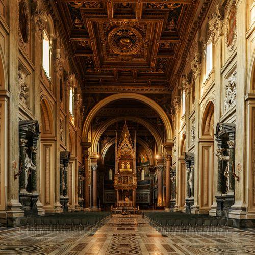 Die älteste Kathedrale Roms: die Lateranbasilika