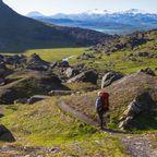 Jämtlandsdreieck: Die schnelle Wanderroute im äußersten Westen Schwedens