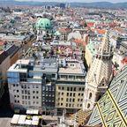 Auf der Wiener Donauinsel feiern