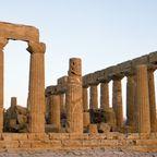 Sizilien Tempel der Juno 2