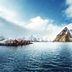 Für den Besuch der Fjorde sind keine Eisbrecher nötig