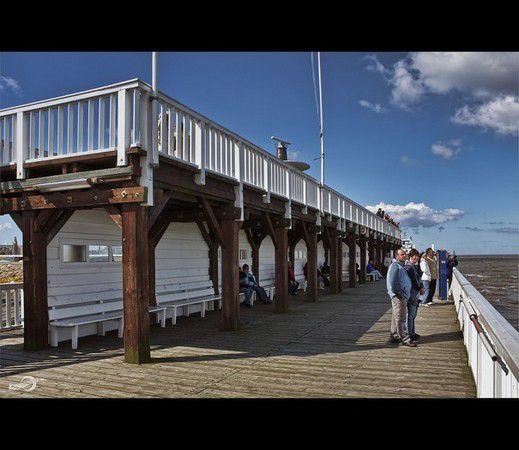 Die Alte Liebe in Cuxhaven