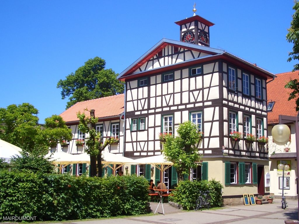 Altes Wachthaus