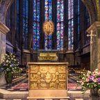 Erste Welterbestätten: Aachener Dom