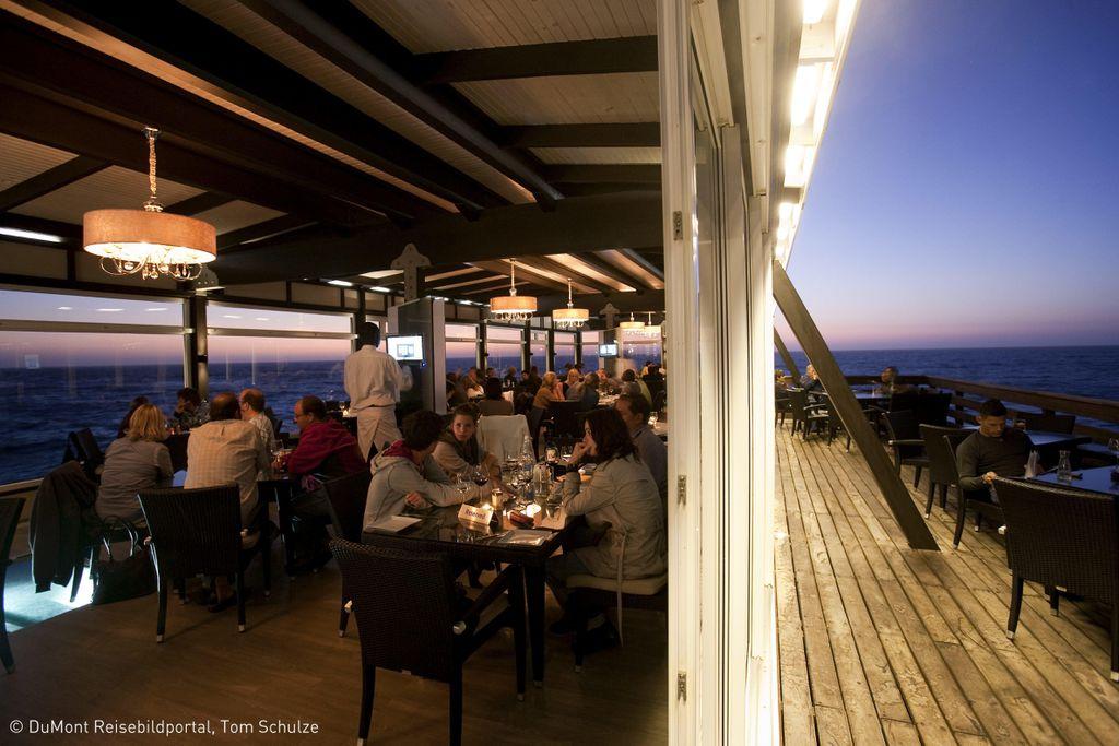"Namibia: Swakopmund, Restaurant ""Jetty"""