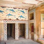 Top-Sehenswürdigkeiten in Griechenland: Palast von Knossos