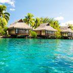 Hotel-Bungalows in Tahiti