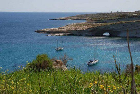 Schiffe auf Malta
