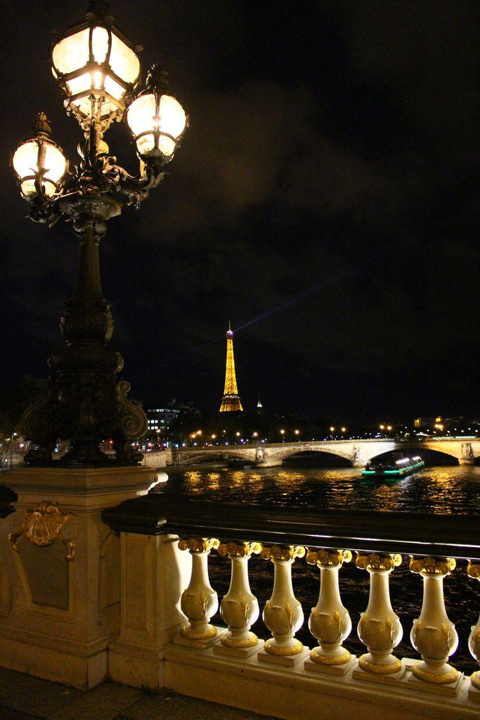 Reisefoto Paris Pont Alexandre III