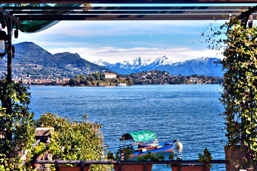 Lago Maggiore: Ein See für Adelige und Fischer