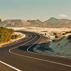 Fuerteventura lässt sich wunderbar mit dem Auto erkunden.
