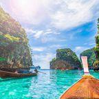 Die schönsten Reiseziele für Alleinreisende: Thailand