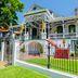 Aufwändig restauriertes Südstaatenhaus